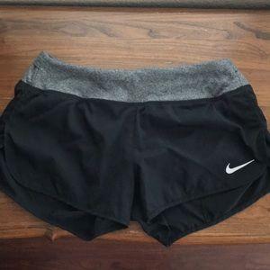 Nike women's running shorts size MEDIUM